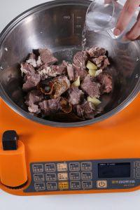 陈皮牛肉的做法步骤2