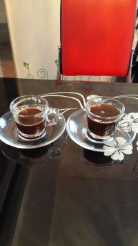 手磨咖啡的做法步骤4