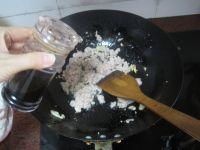 肉末炒菜雹干的做法步骤8