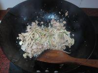肉末炒菜雹干的做法步骤9