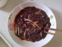 猪肝瘦肉粥的做法步骤2