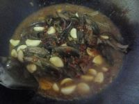 青笋红烧鳝鱼的做法步骤12