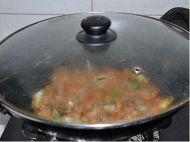 让人垂涎的辣椒炒肥肠的做法步骤11