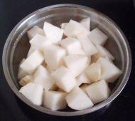 萝卜烧肉的做法步骤2