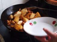 萝卜烧肉的做法步骤6