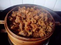 川版米粉蒸羊肉的做法步骤10