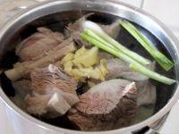 清汤羊肉的做法步骤3