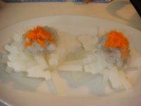 萝卜金盏花的做法步骤6