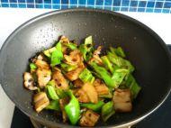 辣椒炒肉的做法步骤9