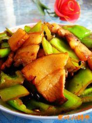 辣椒炒肉的做法步骤10