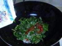 辣椒抱鸡蛋的做法步骤7