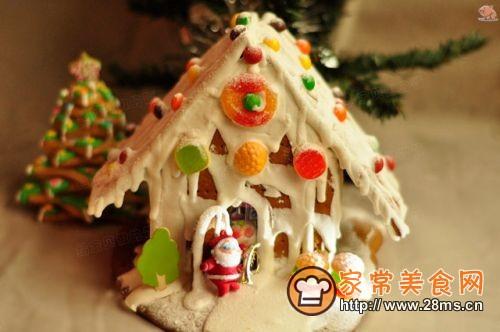 糖果姜饼屋的做法