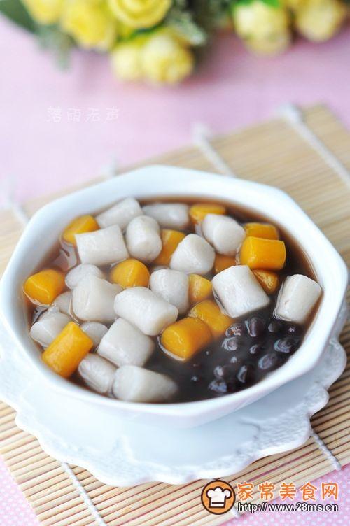 自制台湾芋圆的做法