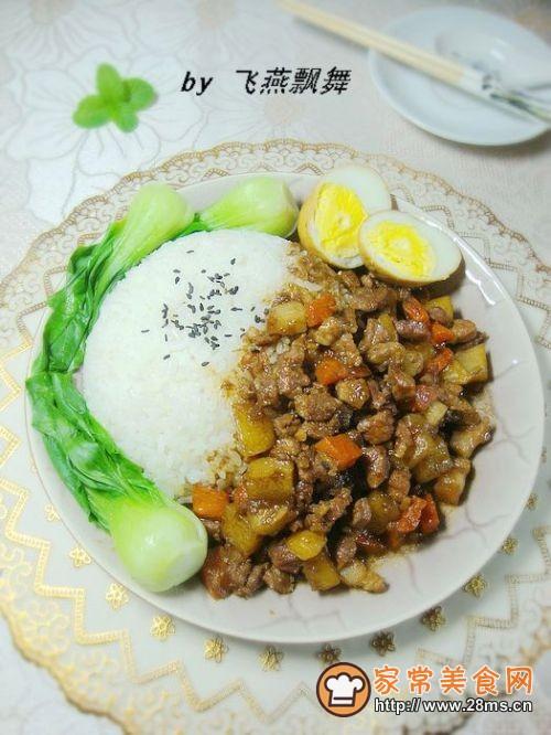 炖锅卤肉、满屋飘香---------【家常卤肉饭】的做法