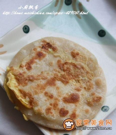 最受欢迎的早餐之一----鸡蛋灌饼的做法