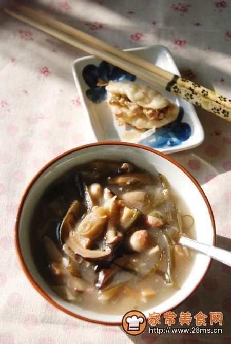 河南风味---胡辣汤的做法