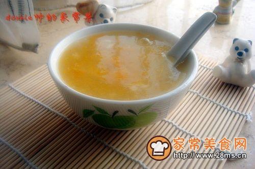 河南风味【南瓜疙瘩拌汤】的做法