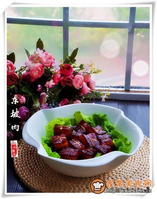果子自制的电压力锅版苏北风味东坡肉的做法