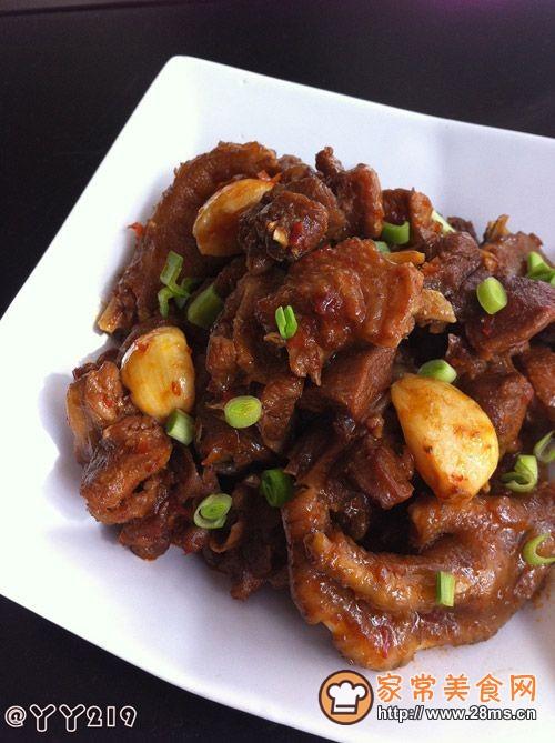 最具诚意的贵州经典宴客菜――【糍粑辣子鸡】的做法