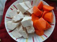 粉葛玉米龙骨汤的做法步骤4