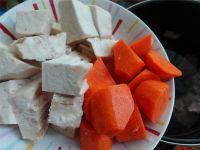 粉葛玉米龙骨汤的做法步骤6