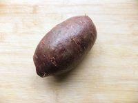 紫薯奶昔的做法步骤1