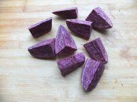 紫薯奶昔的做法步骤2