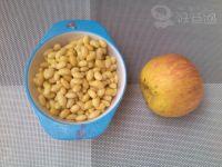 苹果豆浆的做法步骤1