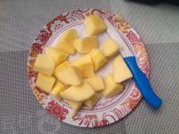苹果豆浆的做法步骤3