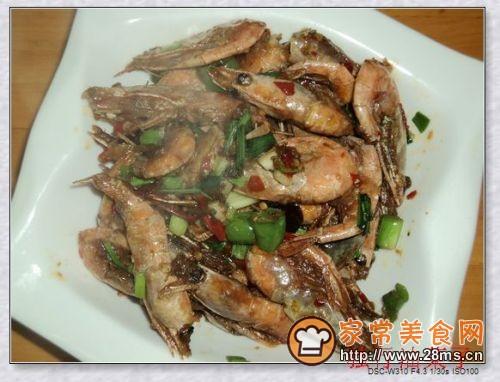 [加拿大北极虾试用]----剁椒焖虾的做法