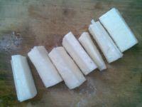 山药紫薯泥的做法步骤2