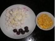 山药红枣玉米羹的做法步骤2