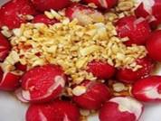 凉拌樱桃萝卜的做法步骤4