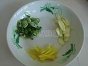 【原创首发】胡萝卜猪肝片的做法步骤3