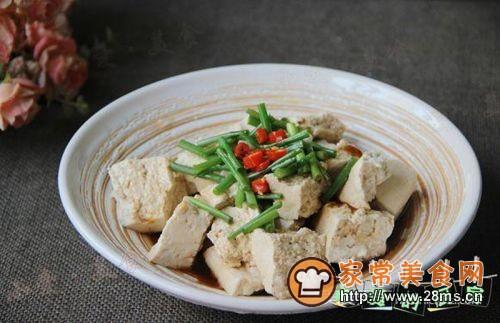 手掰老豆腐的做法