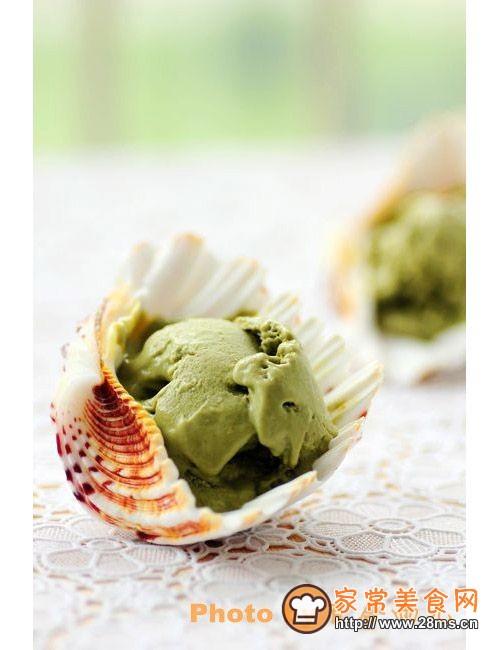 【夏日清新冷饮】绿茶冰激凌的做法