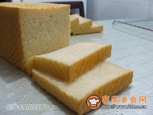 老式面包吐司的做法