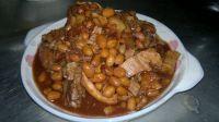 红枣花生焖猪脚的做法步骤9
