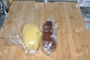 迷你棋格饼的做法步骤5