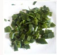 海带虾仁炒滑蛋的做法步骤4