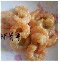 海带虾仁炒滑蛋的做法步骤6