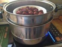 红豆沙切糕的做法步骤10