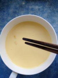 玉米奶香布丁的做法步骤6