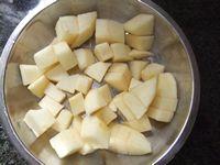 苹果银耳糖水的做法步骤3