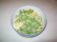 丝瓜炒蛋的做法步骤7