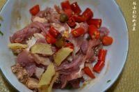 泡椒青笋木耳肉片_木耳青笋肉片的做法_【图解】木耳青笋肉片怎
