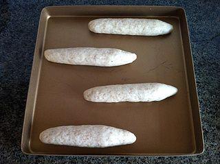 全麦橄榄油面包的做法步骤:7
