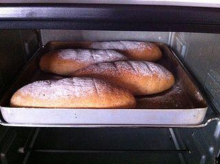 全麦橄榄油面包的做法步骤:12