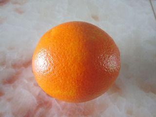 橙子皮炒肉丝的做法步骤:1