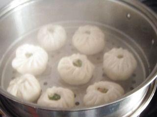 【菜谱换礼2】香菇青菜包的做法步骤:14